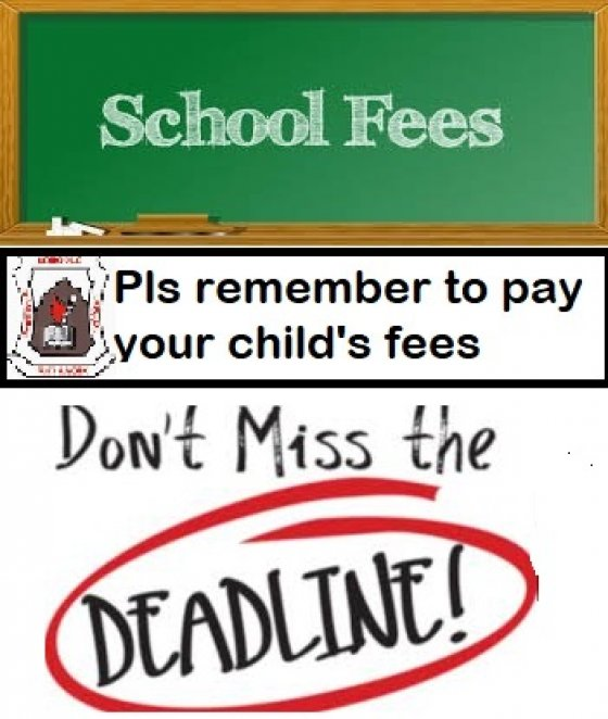 Payment of School fees